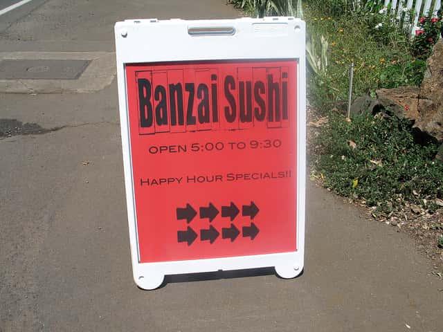 ハワイ在住者の評価の高いレストランの探し方