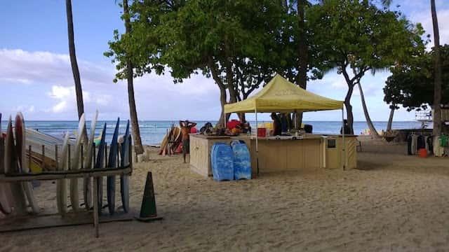 ハワイでサーフィンに朝のワイキキをオススメする3つの理由