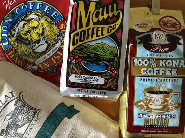 大型スーパーでは買えない!ハワイでの本当に美味しいコーヒーの買い方