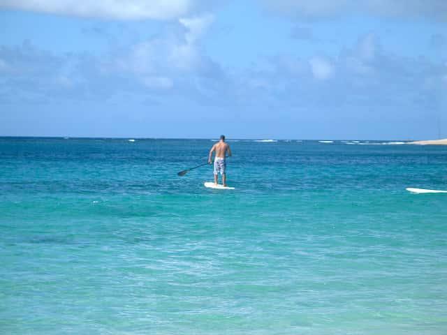 男のハワイ一人旅、宿泊先の選び方