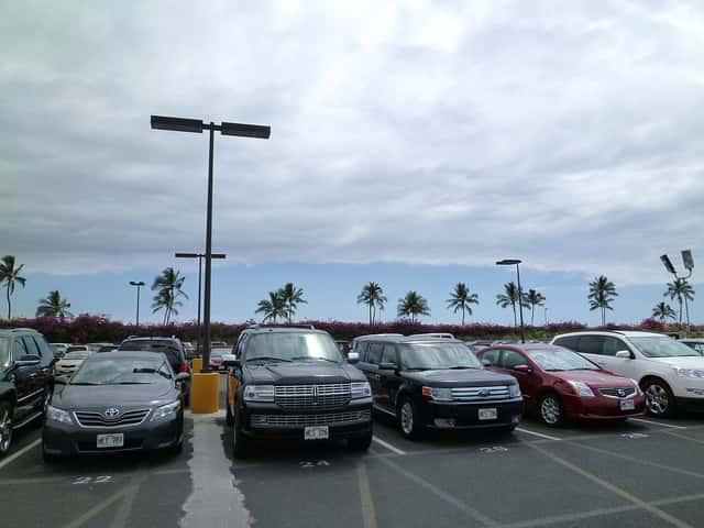 ハワイで交通事故を起こした時に役立つスマホのアプリ