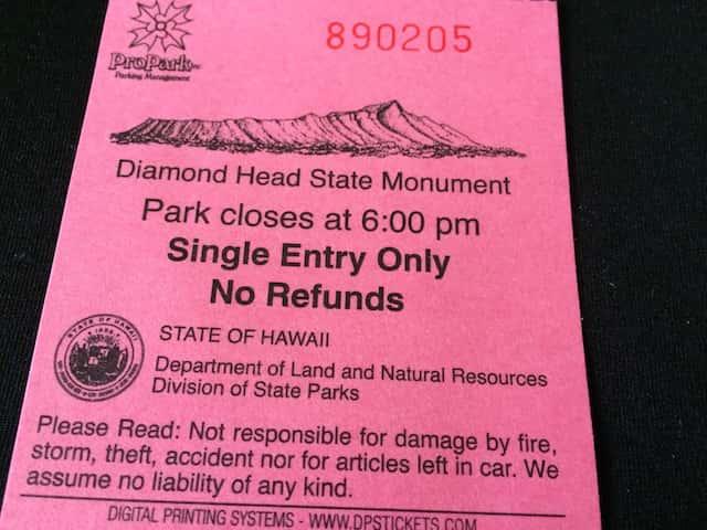 冬場のハワイでしかできないダイヤモンドヘッドの楽しみ方