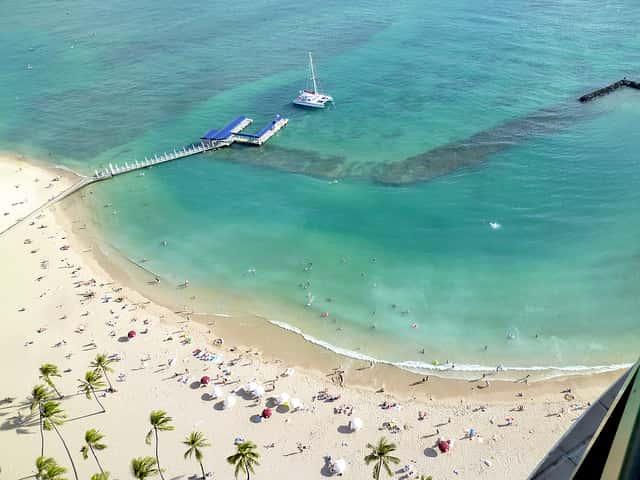 5泊7日のはじめてのハワイ旅行のスケジュールの組み方