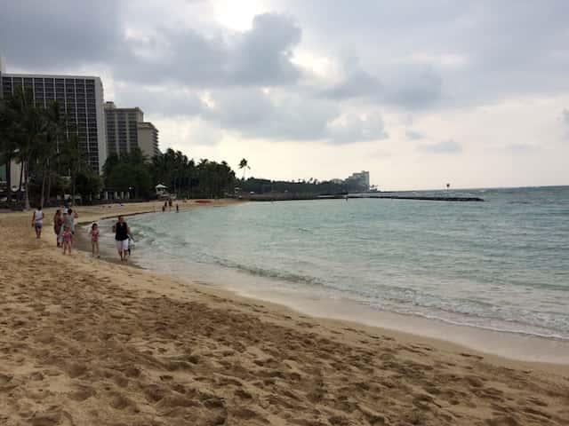 初ハワイの人に伝えたいワイキキビーチの楽しみ方