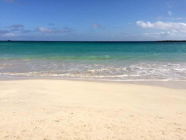 オアフ島で水泳に向いているビーチ・その2