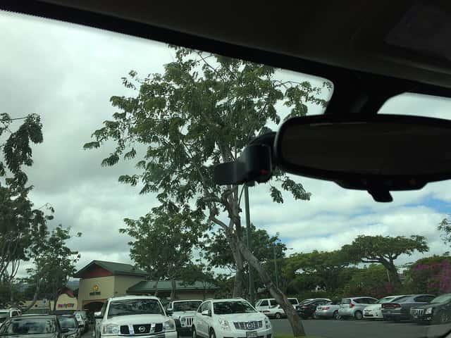 ハワイのレンタカーで安物の車載ホルダーを試してわかったこと