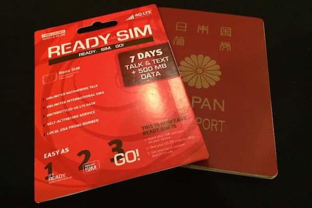 ハワイ旅行に向けてこれからREADY SIMを買う人に伝えたいこと