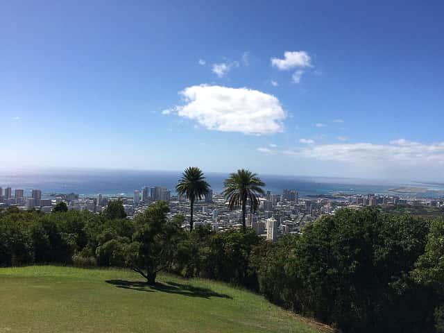 ハワイ旅行の計画に役立つ8時間でのオアフ島観光プラン