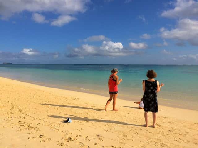 ハワイ旅行での英会話にとても役立つ会話練習アプリ