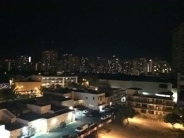 ハワイ島だけじゃない!オアフ島で満天の星空を見る方法