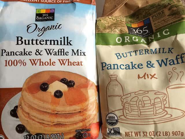 ハワイのオーガニックスーパーでパンケーキミックスを買う予定の人に伝えたいこと