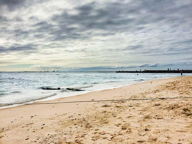 安全で楽しい!子供とワイキキビーチで遊ぶときにオススメのエリア