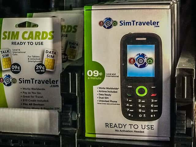 ハワイで通話とSMS付きプランのプリペイドSIMを使うメリット・その2