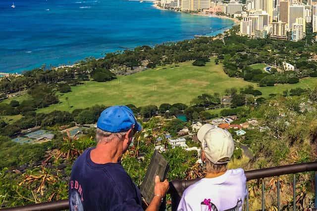 シニア世代とのハワイ旅行を計画するときのポイント