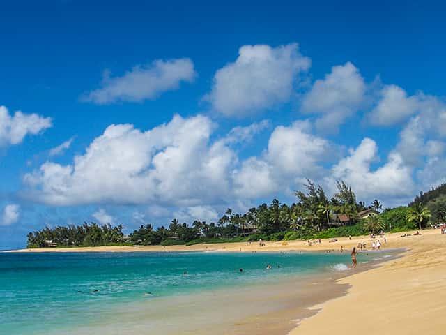 ハワイのビーチで遊ぶ時に気をつけること