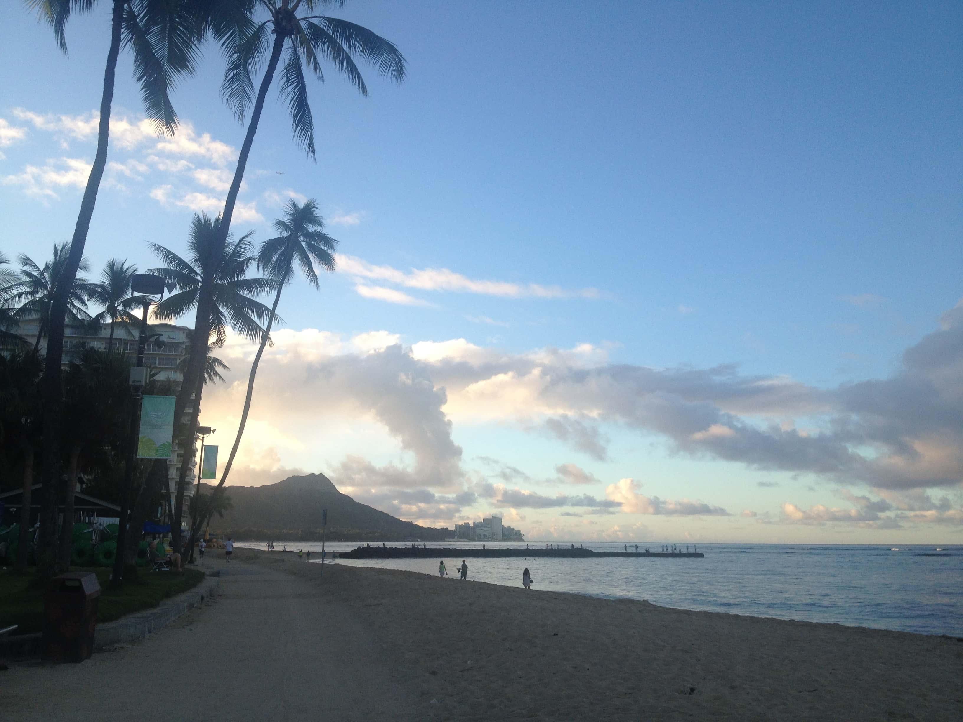 女性でも安心!ハワイで快適にランニングできるおすすめのコースと時間帯