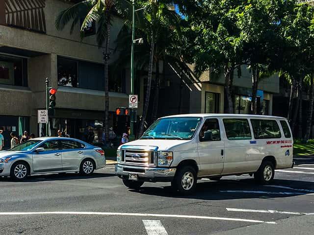 ハワイでのタクシーが初めての人に役立つマメ知識