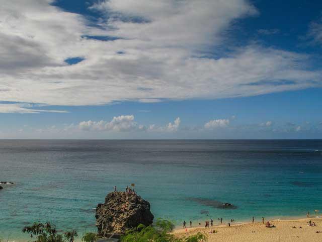 ハワイ旅行にオアフ島を選んだ場合のメリット
