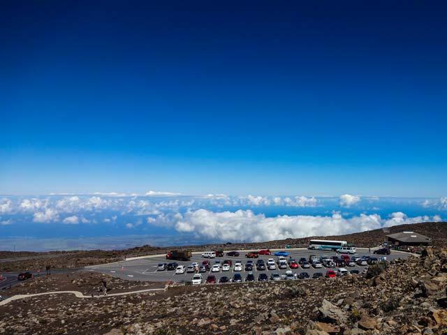 マウイ島のハレアカラに自力で行くときの注意点