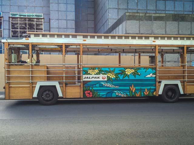 オアフ島観光での交通手段の使い分け方