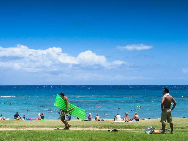 男の一人旅でもハワイは十分楽しめる理由