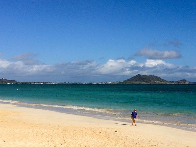 姉妹サイト「男のハワイ一人旅」オープンのご案内