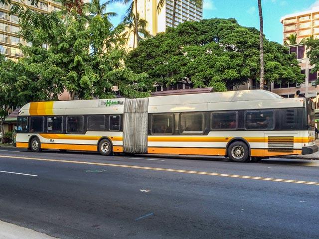 ハワイ旅行でのTheBus向けの25セント硬貨の準備の仕方