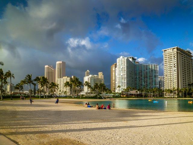 小さい子連れのハワイ旅行にこのホテルを選んだ理由