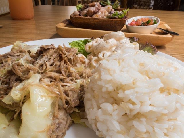東京でハワイ出身のシェフが作る美味しいハワイ料理を食べられる店