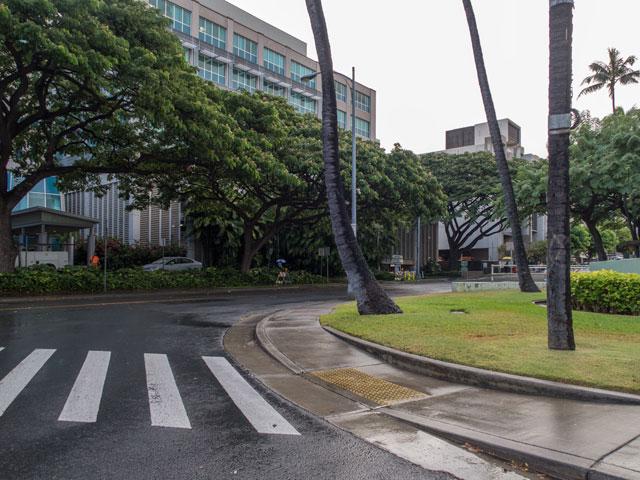 ハワイ在住者が朝使うホノルル空港までの渋滞回避ルート