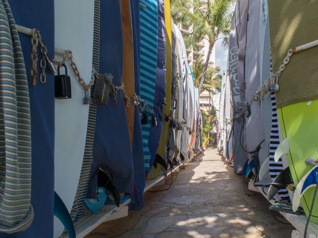 家族とのハワイ旅行とサーフィンを両立させる方法
