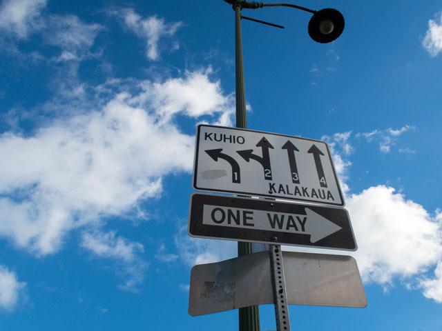 Lightroom利用者がハワイでデジカメの時刻設定を変更する時の注意点