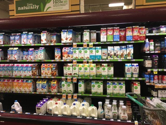 暮らしてわかった!ハワイのスーパーでミルクを買うときの注意点