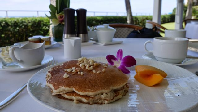 ハワイで高級ホテルの美味しいパンケーキを再現できるレシピ