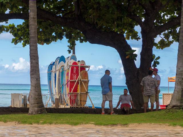 ハワイで日本語で会話をする時の注意点