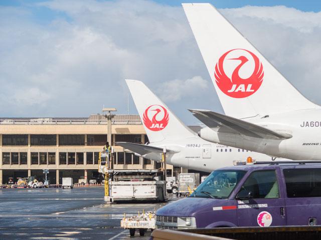 JALでの帰りはホノルル空港に「3時間前」に行くべき理由