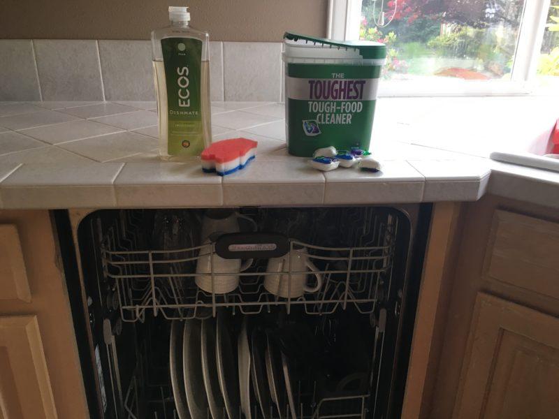 ハワイのコンドミニアムで食洗機を使ったときの失敗談