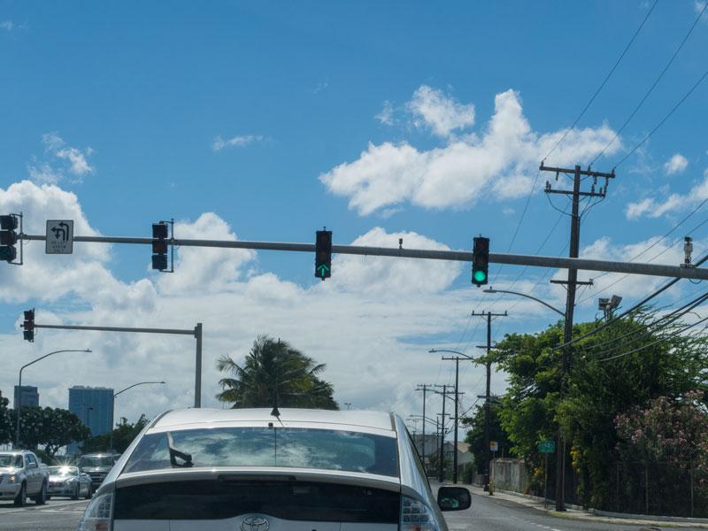 普段運転する人がハワイのレンタカーに不便を感じること