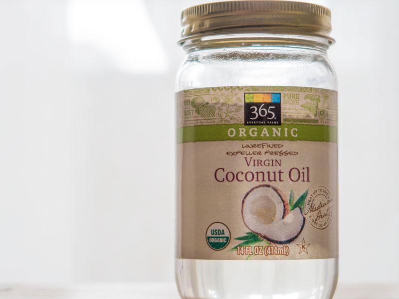 Whole Foodsで買ったココナッツオイル