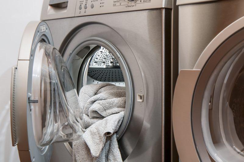 アメリカの洋服は乾燥機に強いのか?