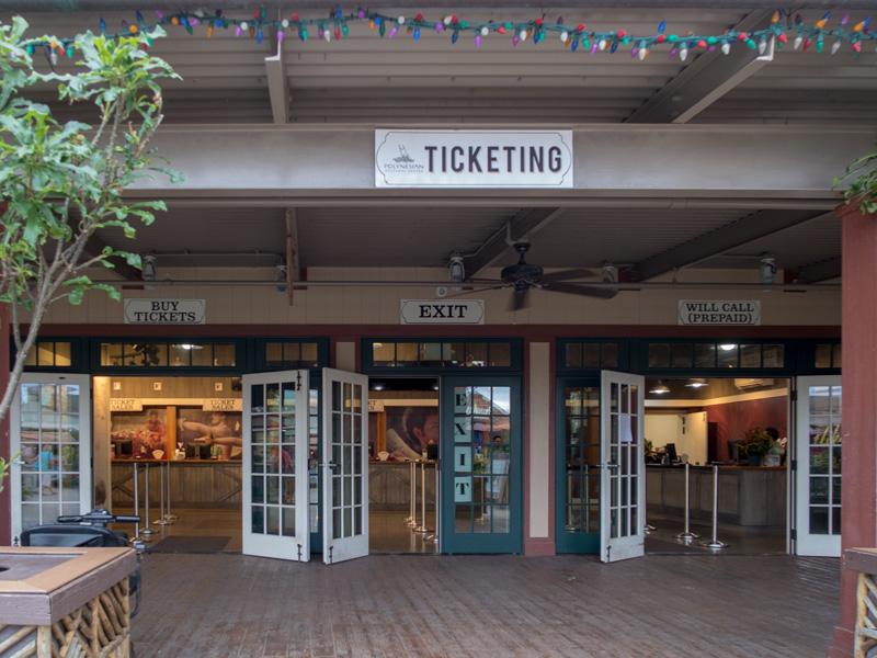 ポリネシア・カルチャー・センターのチケットを自力で買いたい人へのノウハウ