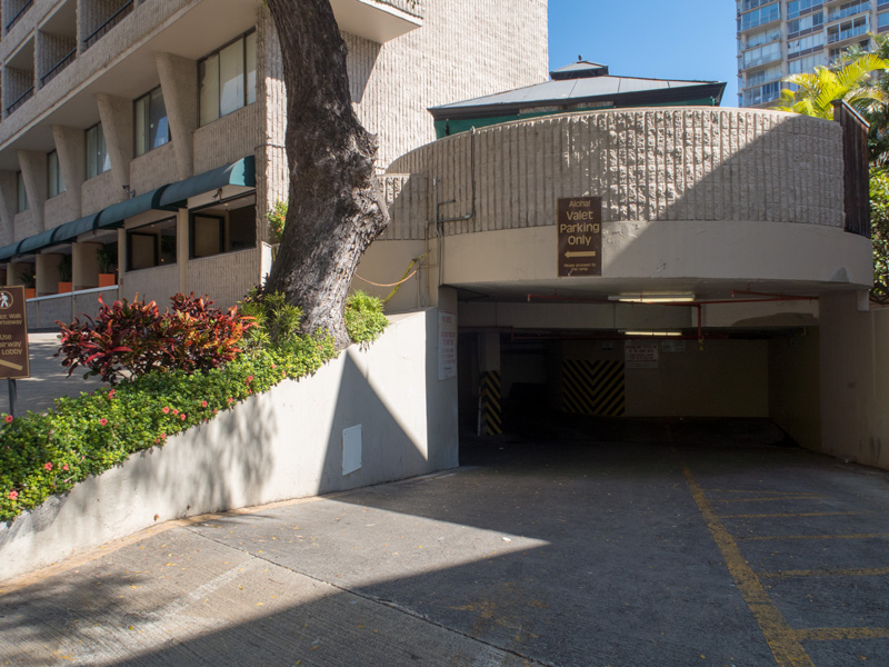 ワイキキ・サンドビラ・ホテルに初駐車の人に伝えたいノウハウ