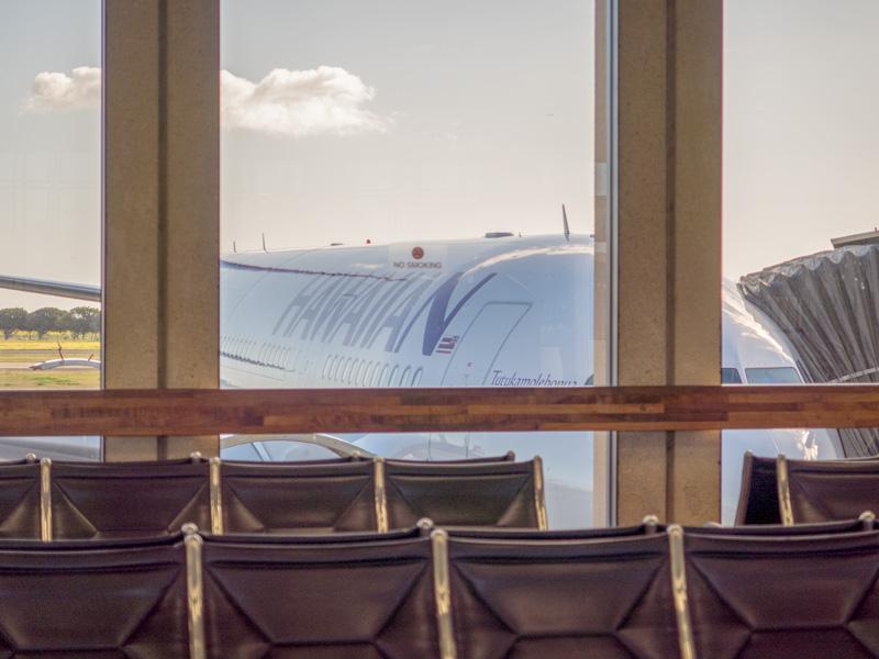 一人旅で帰りのホノルル空港では寂しさを感じたか?