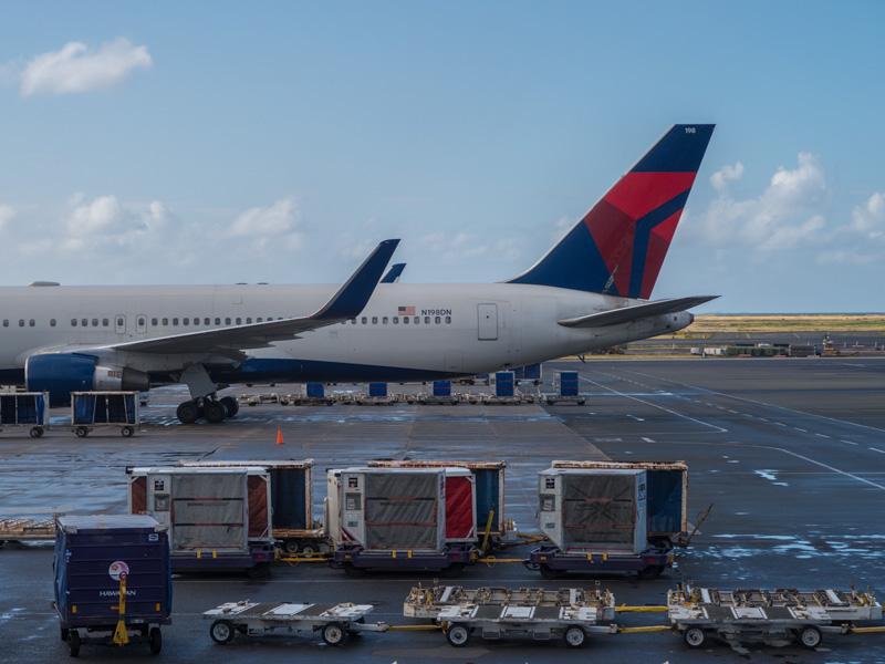 4歳児・0歳児(10ヶ月)とのハワイ旅行の航空会社にデルタを選んだ理由