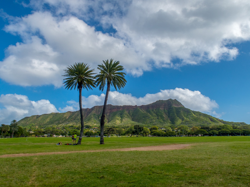 4歳児・0歳児(10ヶ月)とのハワイ旅行の時期に1月を選んだ理由