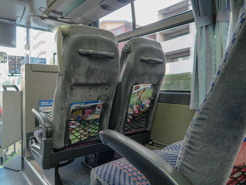 成田空港まで赤ちゃんとリムジンバスで往復した感想