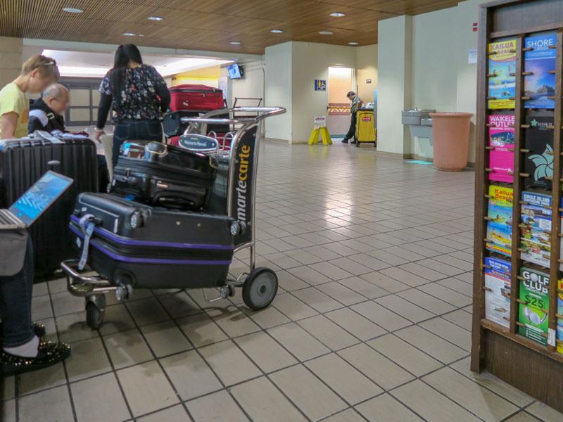 ハワイ行きのスーツケースの荷造りする時に想定しておくこと