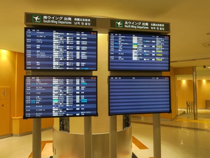 ハワイ旅行における成田までのリムジンバスの予約時間の注意点