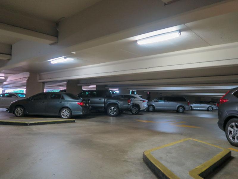 ヒルトン・ハワイアン・ビレッジの駐車場を初めて利用する人が戸惑うポイント