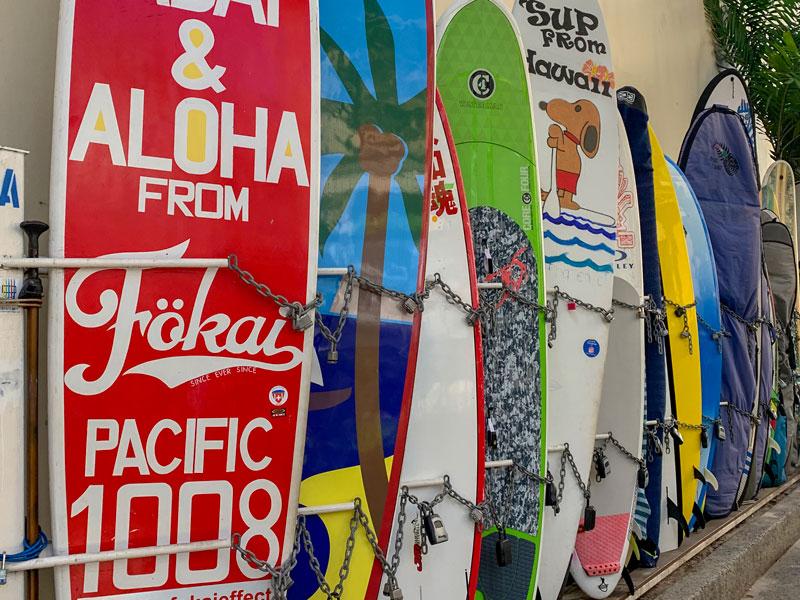 7人分のハワイへの社員旅行の手配で一番大変だったこと